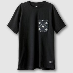 T-Shirt, uni, bedruckte Tasche DC SHOES