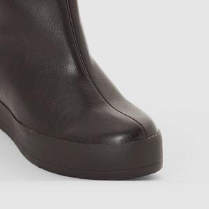 Chaoly Wedge Ankle Boots LES TROPEZIENNES PAR M.BELARBI
