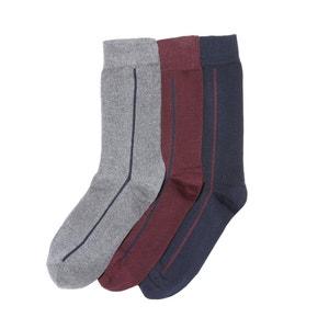 Set van 3 paar fantasie sokken