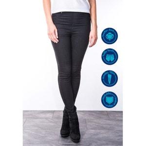 Jeans coupe legging stretch taille haute élastiquée brista RICA LEWIS