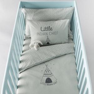 Housse de couette bébé, TIPI, imprimée, en coton. La Redoute Interieurs