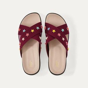 Sandales plates RED VALENTINO