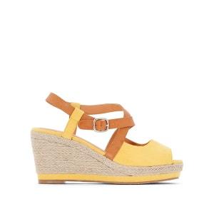 Sandales coton CASTALUNA