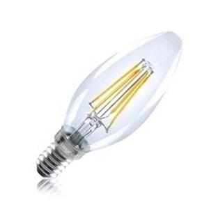INTEGRAL LED Ampoule flamme E14 filament 420lm 4W équivalent a 36W INTEGRAL
