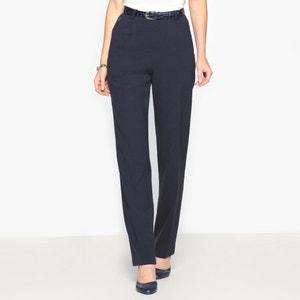 Pantalon droit stretch ANNE WEYBURN