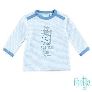 FEETJE Le T-shirt à manches longues éléphant top bébé vêtements bébé FEETJE
