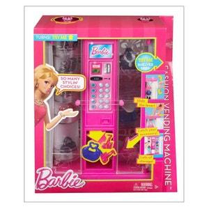 Mattel BGW09 Barbie - Distributeur accessoires de mode MATTEL