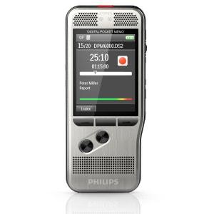 DICTAPHONE PHILIPS Pocket-Mémo DPM6000 PHILIPS