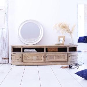 Meuble TV en bois de pin 180 Celeste TIKAMOON