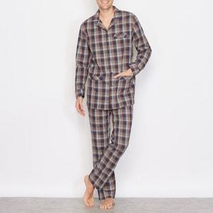 Pyjama à carreaux R essentiel
