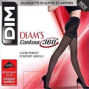 Collant Diam's contour 360° 25 Deniers DIM