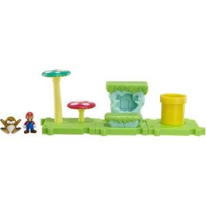 Micro land deluxe Nintendo - Mario et la plaine du grand chêne JAKKS PACIFIC