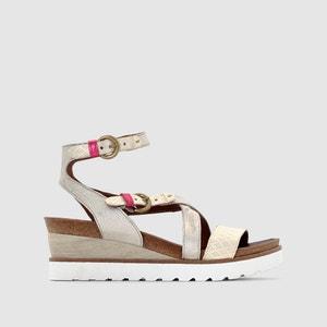 TAPAS Leather Sandals MJUS