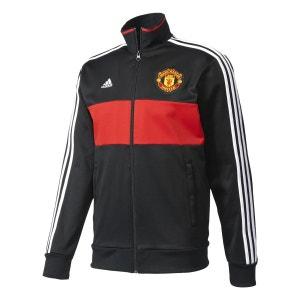 Veste zippée à col montant Manchester United adidas