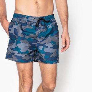 Short de bain motif camouflage JACK & JONES