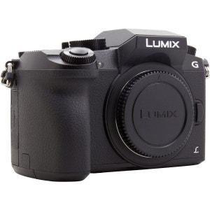 Appareil photo Hybride PANASONIC DMC-G7 Noir Nu PANASONIC