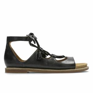 Sandalias de piel Corsio Dallas CLARKS