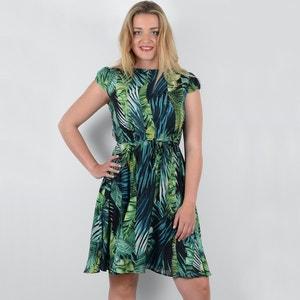 Bedrucktes Kleid mit ausgestellter Schnittform GABRIELLE BY MOLLY BRACKEN