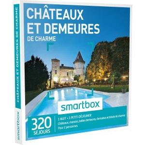 Châteaux et demeures de charme - Coffret Cadeau SMARTBOX