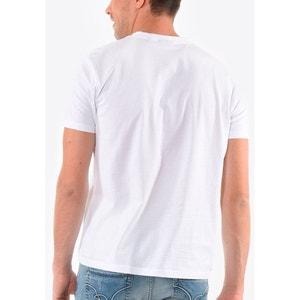 T-shirt met V-hals en korte mouwen KAPORAL 5