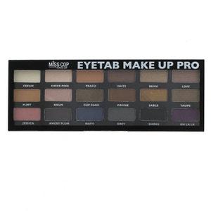 Palette maquillage Eye Tab Pro Miss Cop MISS COP