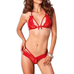 Bikini rouge LEG AVENUE