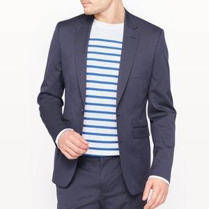 Пиджак костюмный, узкий покрой La Redoute Collections