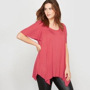 Shirt mit Volants CASTALUNA