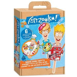 Kit créatif Artzooka : Cuillères animées BUKI FRANCE