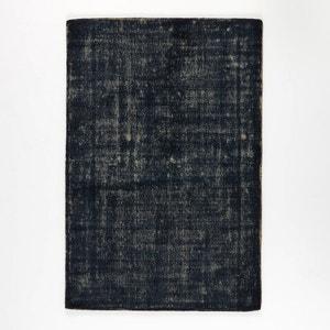 Tapis bicolore bleu/gris en laine, Eberling AM.PM.