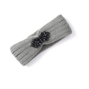 Fascia in maglia e bijou di perle MADEMOISELLE R
