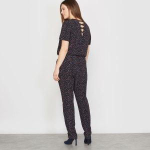 Combinaison pantalon imprimée CASTALUNA