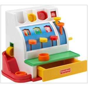Mattel 72044 Mattel 72044 - Fisher-Price - Caisse enregistreuse MATTEL