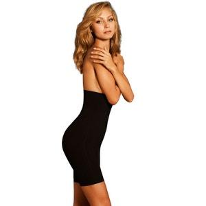 Lites - Panty Gainant Long Taille Haute - Noir BODY WRAP