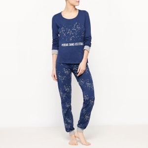 Pyjama 2 pièces imprimé R Edition