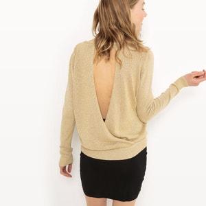 Sweter z okrągłym dekoltem VERO MODA