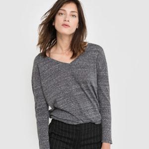 Shirt, meliert R essentiel