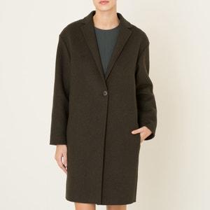Mantel, lange Oversized-Form CEDRIC CHARLIER