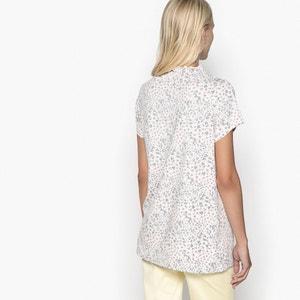T-Shirt, V-Ausschnitt, bedruckt, kurze Ärmel ANNE WEYBURN