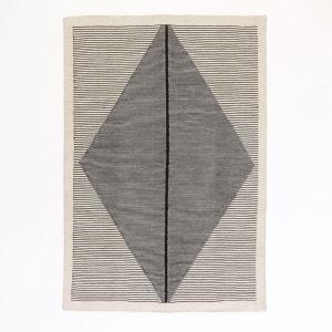 Tapis tissé plat façon kilim, Loscan La Redoute Interieurs