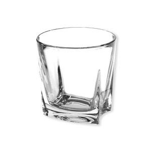 Verre à whisky en cristal 28cl - Lot de 6 - FLAT BRUNO EVRARD