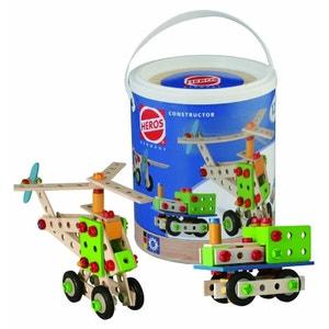 Simba Toys 100039030 Heros - Jeu de Construction - Hélicoptère - 120 Pièces SIMBA TOYS