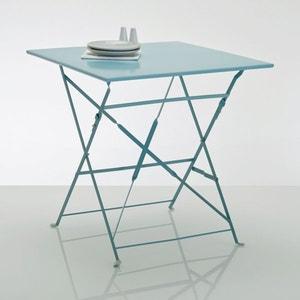 Table pliante carrée, métal La Redoute Interieurs