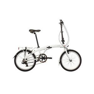 London - Vélo pliant - blanc ORTLER