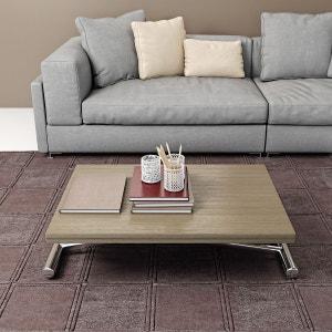 Table basse modulable design GINGILLO chromé ZENDART