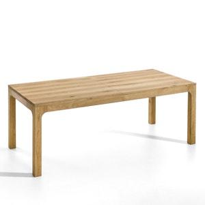 Table chêne massif à allonges, Théadora AM.PM.