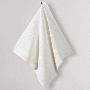 Pure Cotton Towelling Hand Towel La Redoute Interieurs
