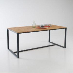 Table indus 6/8 couverts, Hiba La Redoute Interieurs