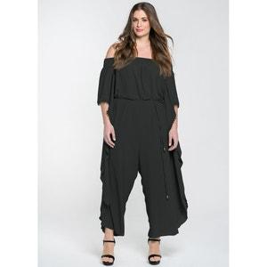 Combinaison pantalon coupe large MAT FASHION