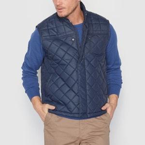 Gematelasseerd jasje zonder mouwen TAILLISSIME